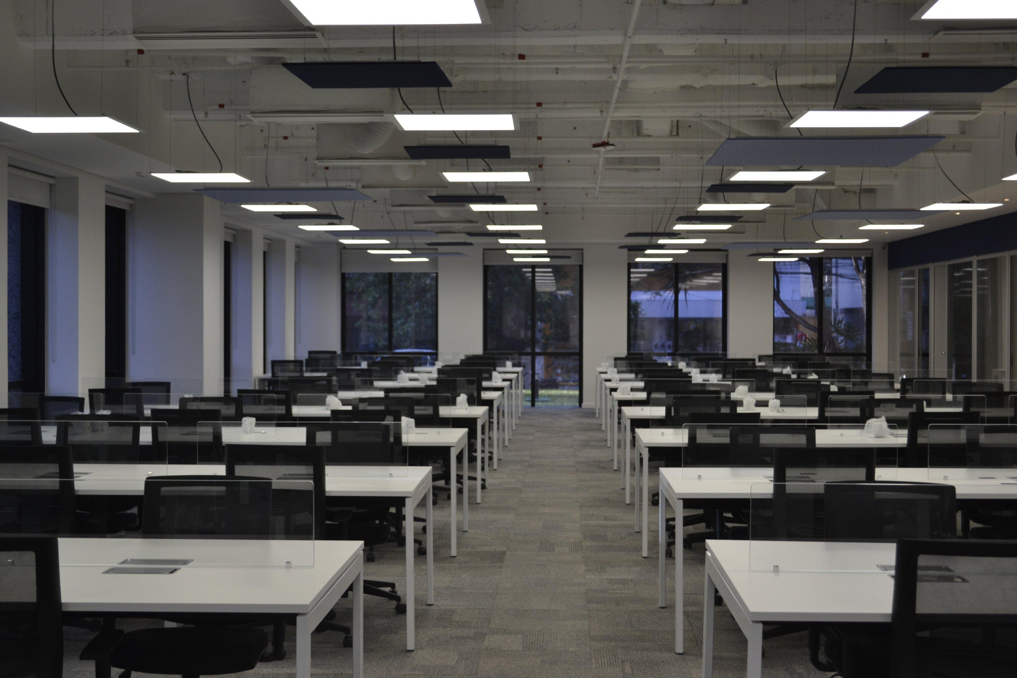 Novo escritório da CargoX