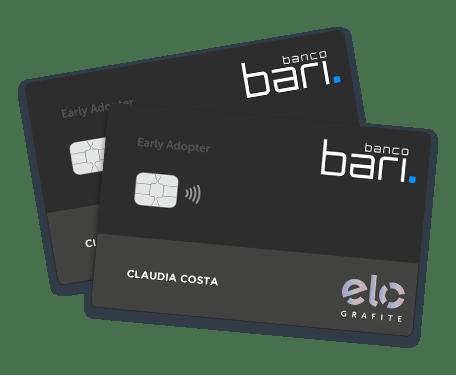 Cartão de crédito do Banco Bari aceita imóvel como garantia para limite