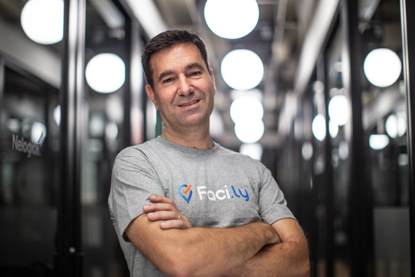 Diego Dzodan, ex-Facebook e cofundador da plataforma Facily