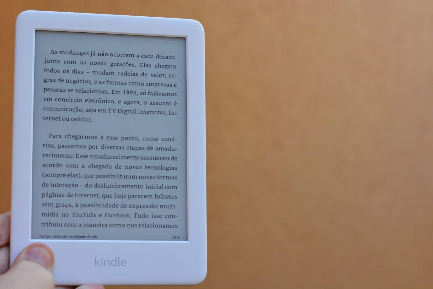 Amazon Kindle 10ª Geração
