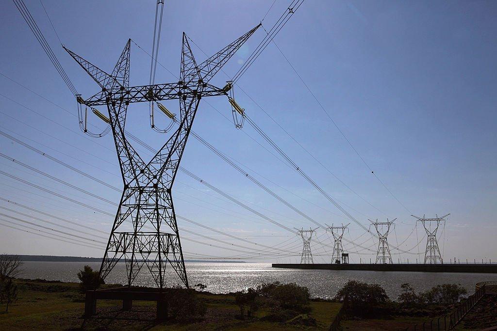 Energia elétrica - eletricidade