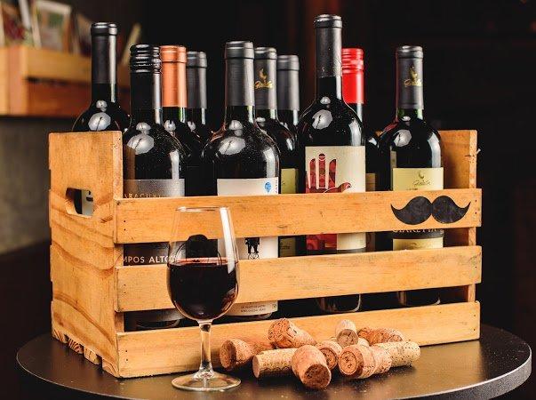 Vinhos do Seu Vidal