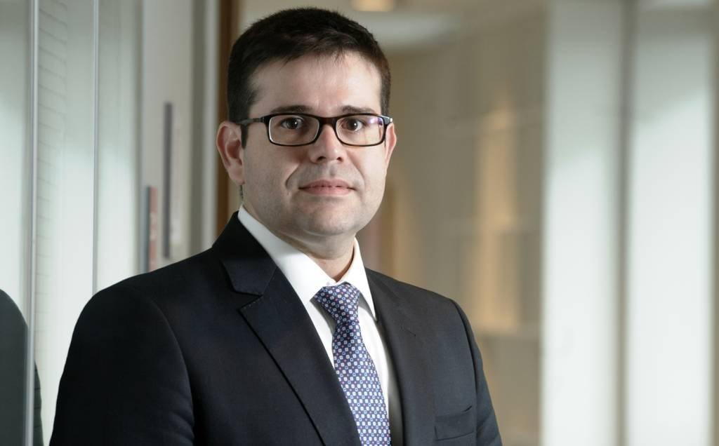 Vinicius Cruz, diretor financeiro do Grupo Bradesco Seguros