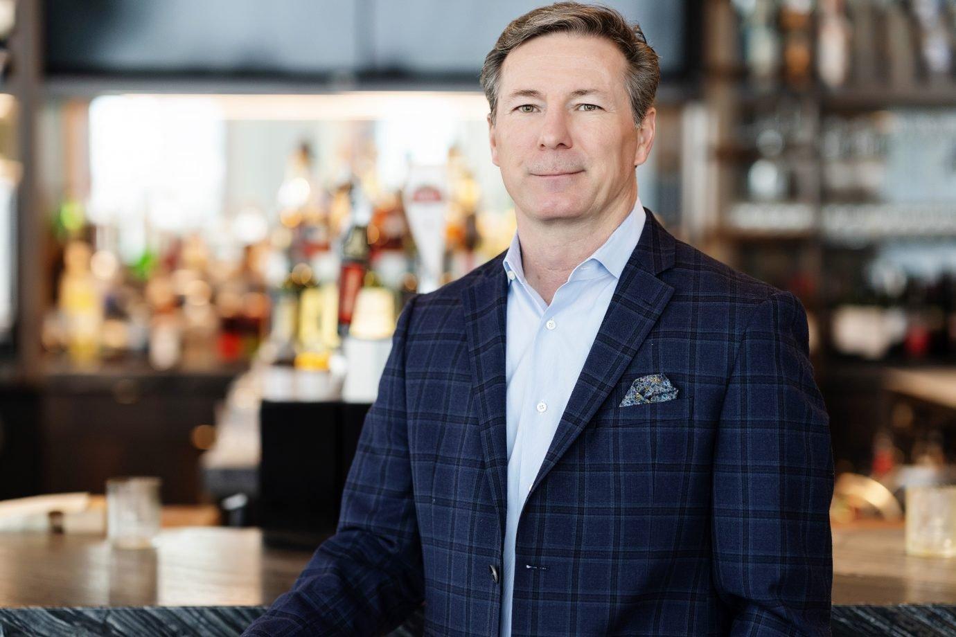 Barry McGowan, diretor da Fogo de Chão