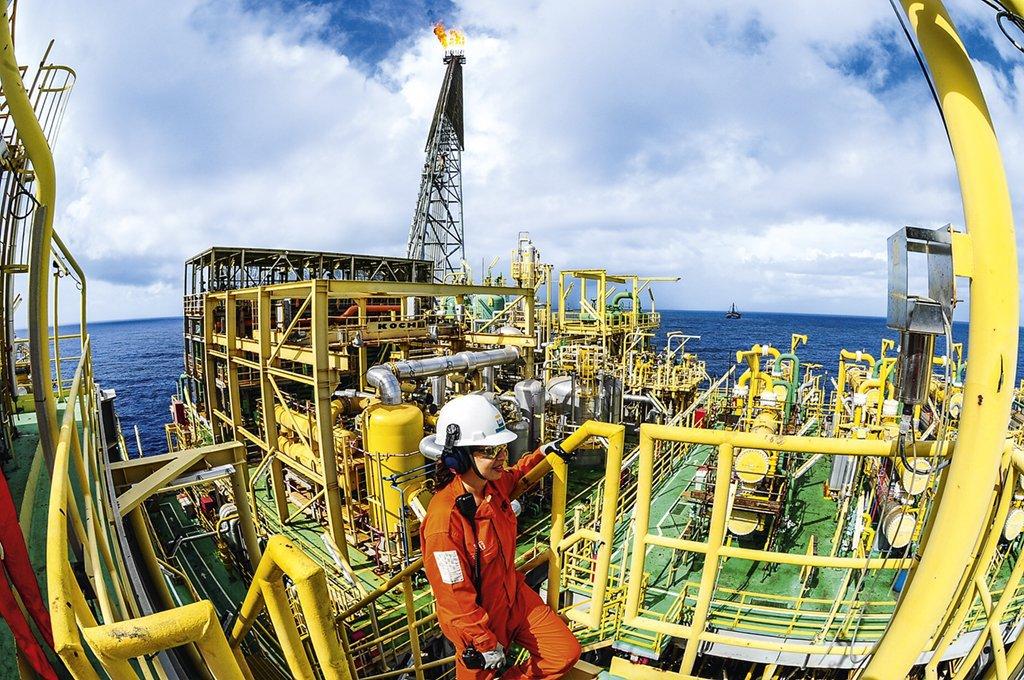 Pré-sal já responde por 70% da produção de petróleo no Brasil