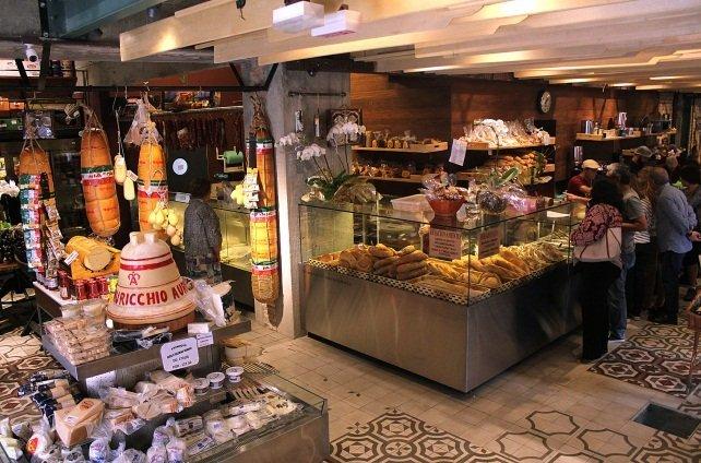 Basilicata - Pão, Empório e Restaurante