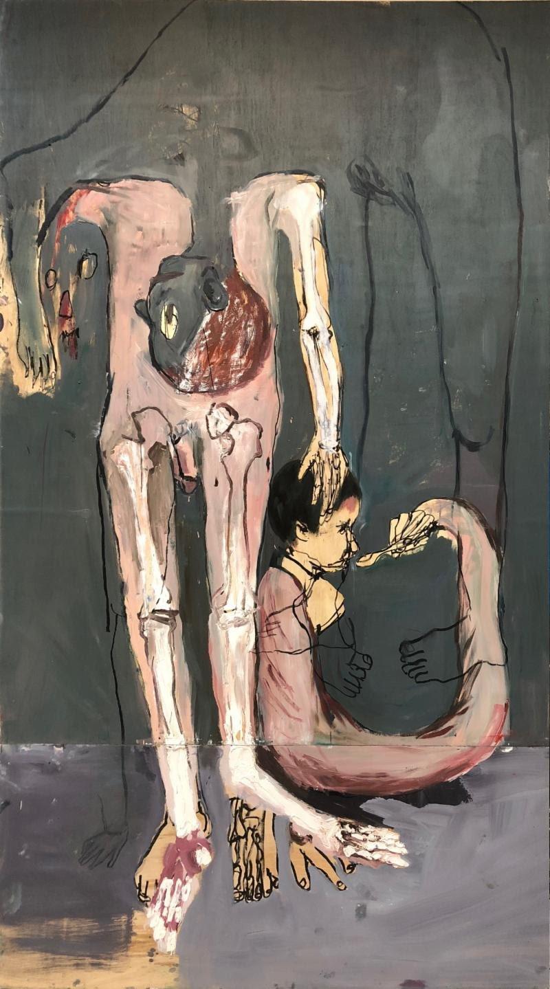 A forma dos restos, de Eduardo Berliner