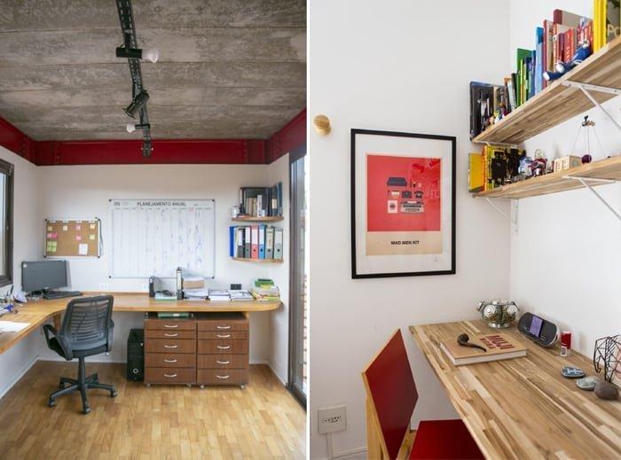 C2HA Arquitetos e Decoração Reuso