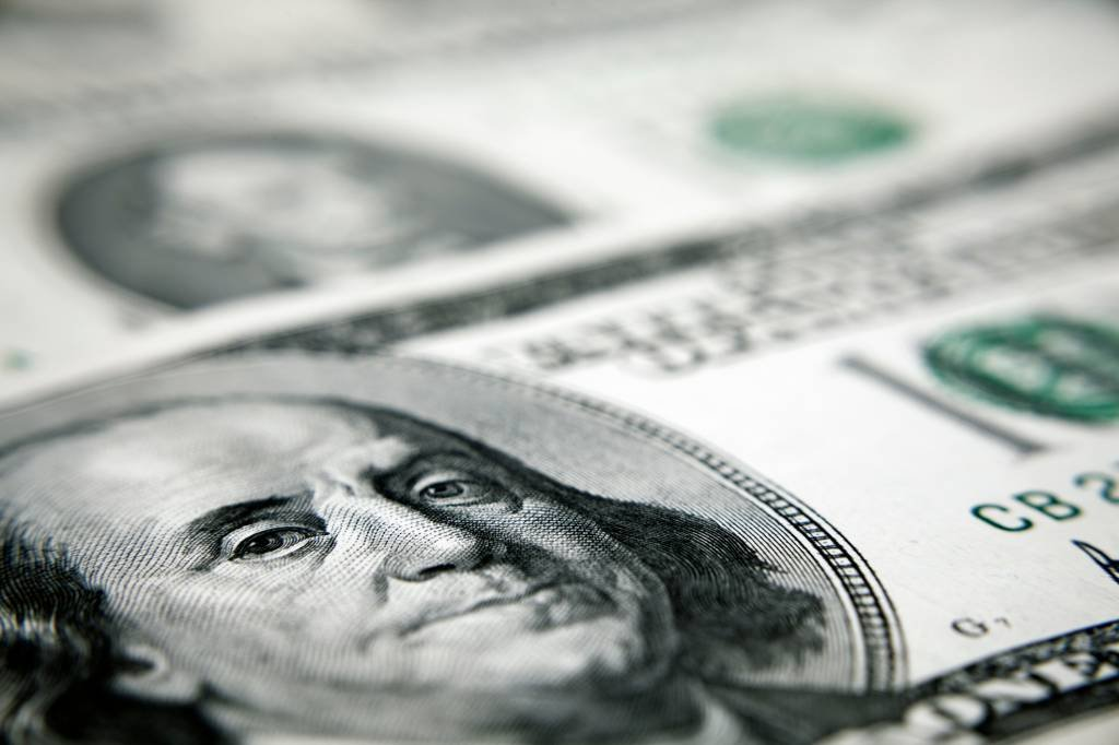 Dólar; Câmbio; Dólares