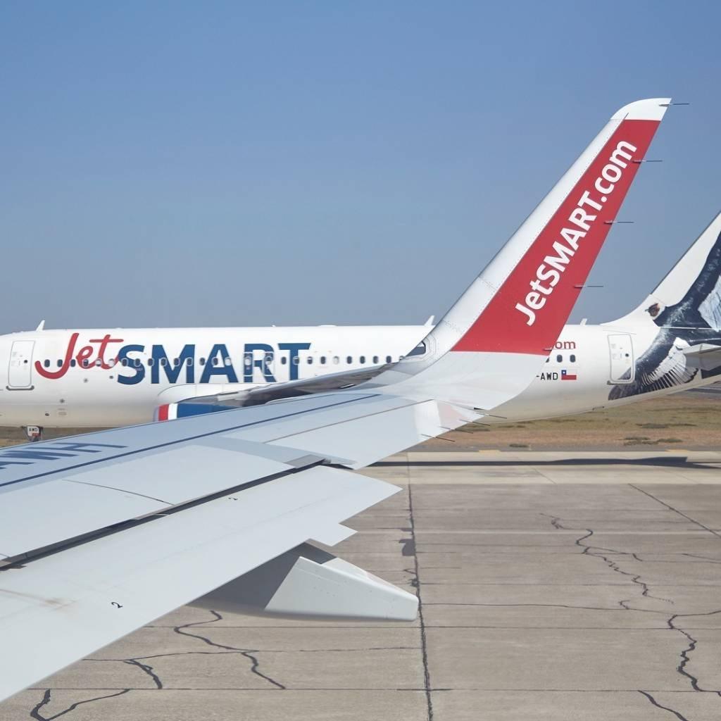 Anac autoriza operação da low-cost chilena JetSmart no Brasil   Exame
