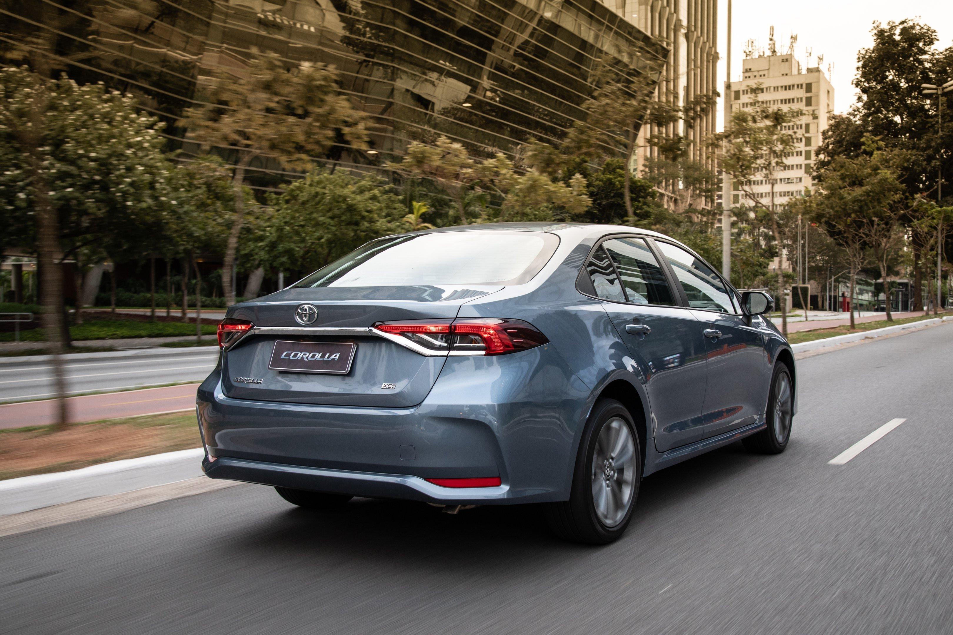 Toyota Corolla 2020: expectativa de 4.500 unidades vendidas por mês