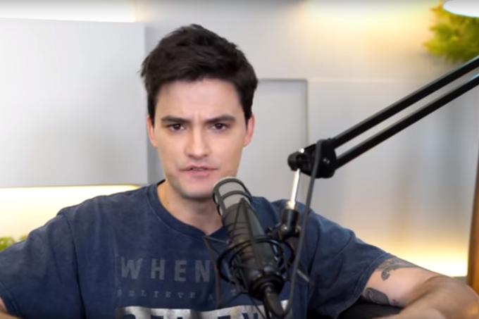 Youtuber Felipe Neto relata ameaças após protesto na Bienal do Rio ...