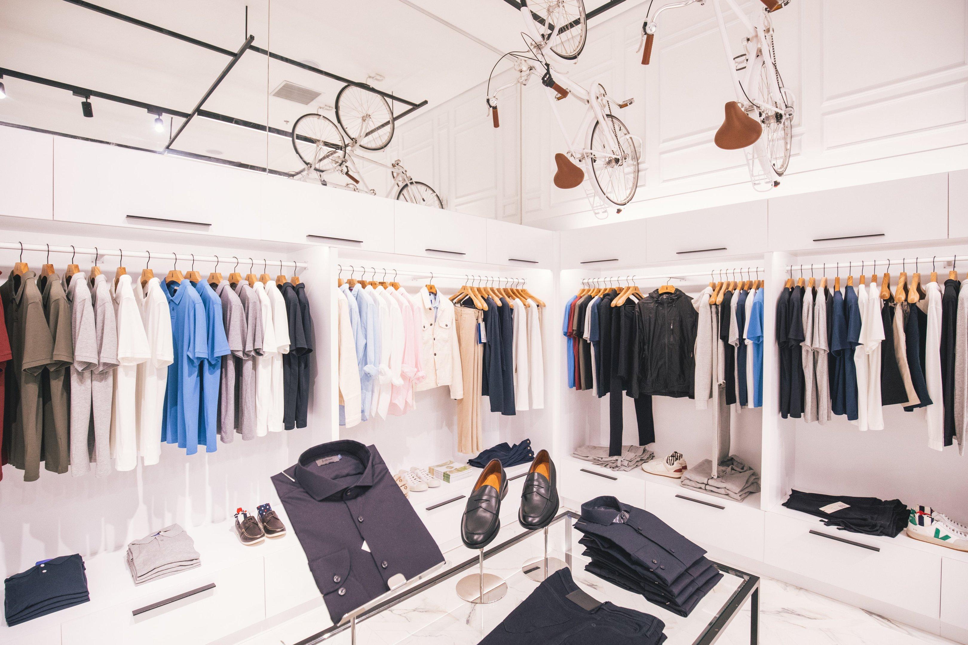 Lojas da Oficina, marca do grupo de moda Reserva