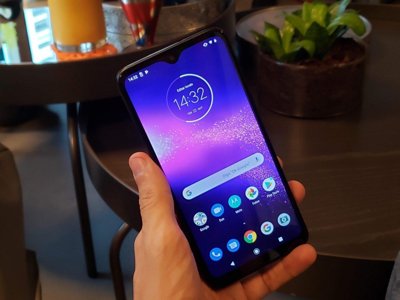 Motorola G8 Plus