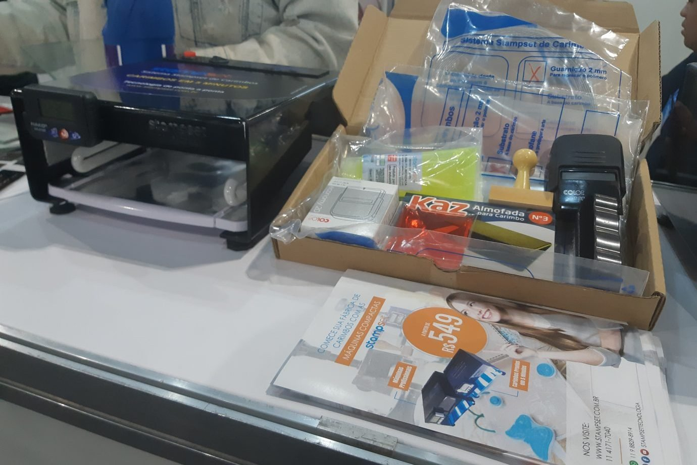 Kit da StampSet