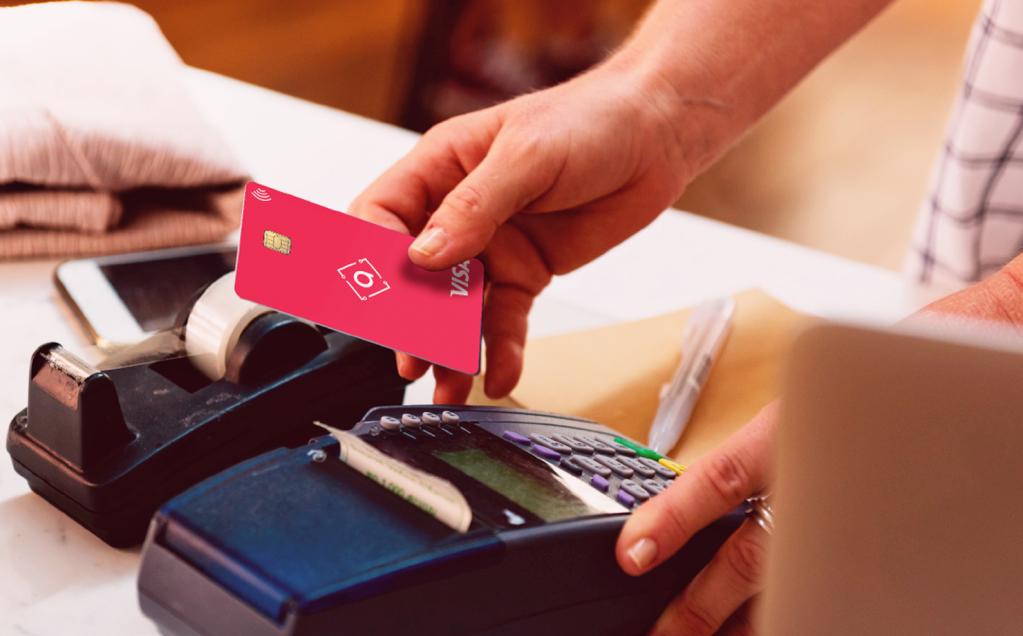 Cartão Alterbank Visa
