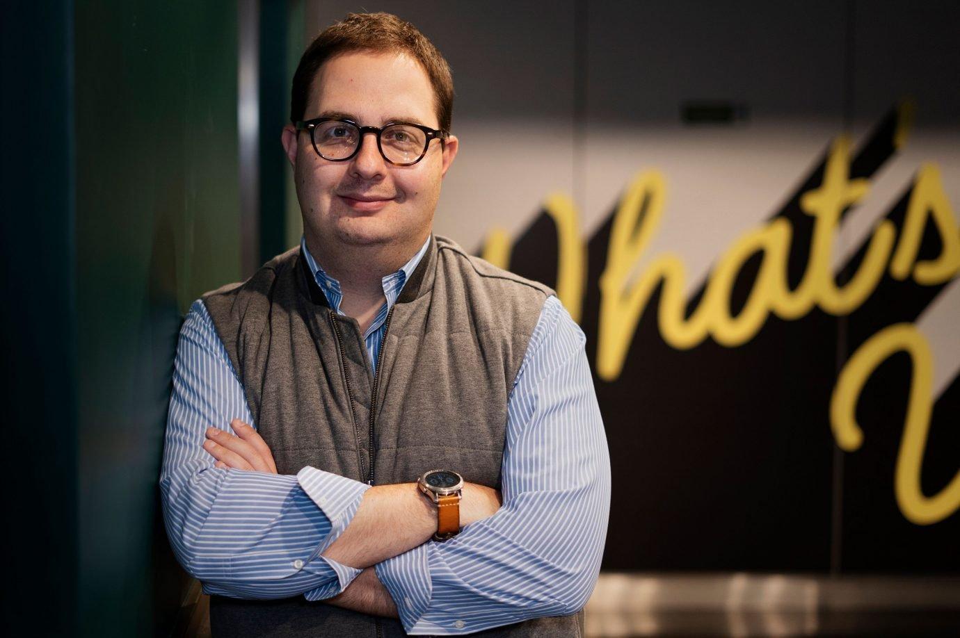 Daniel Ibri, da Mindset Ventures