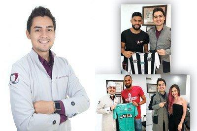 Dr. Igor Ribeiro, referência em tratamentos de harmonização facial e lentes dentais