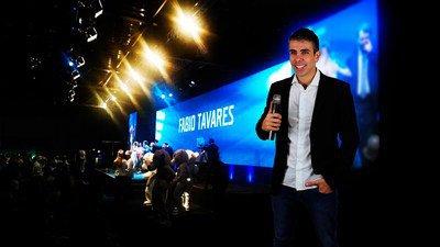 Fábio Tavares ensina alcance, segmentação e técnicas de conexão com pessoas
