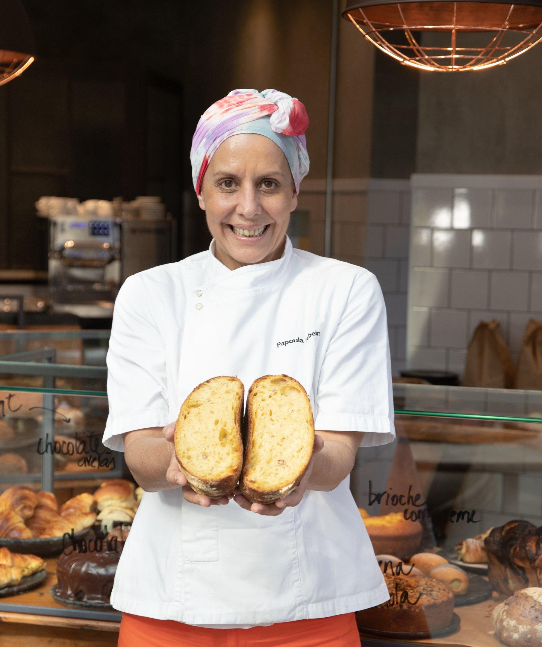 Papoula Ribeiro, do Cór Bakehouse