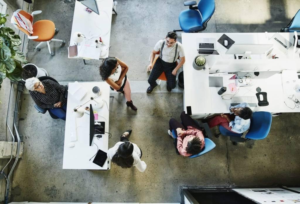 Reunião de inovação