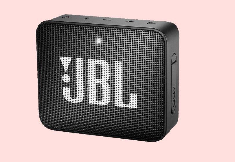 Caixa JBL GO