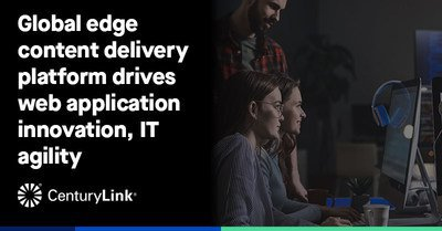 CenturyLink CDN Edge Compute allows businesses to create highly responsive and more secure personalized web application experiences.
