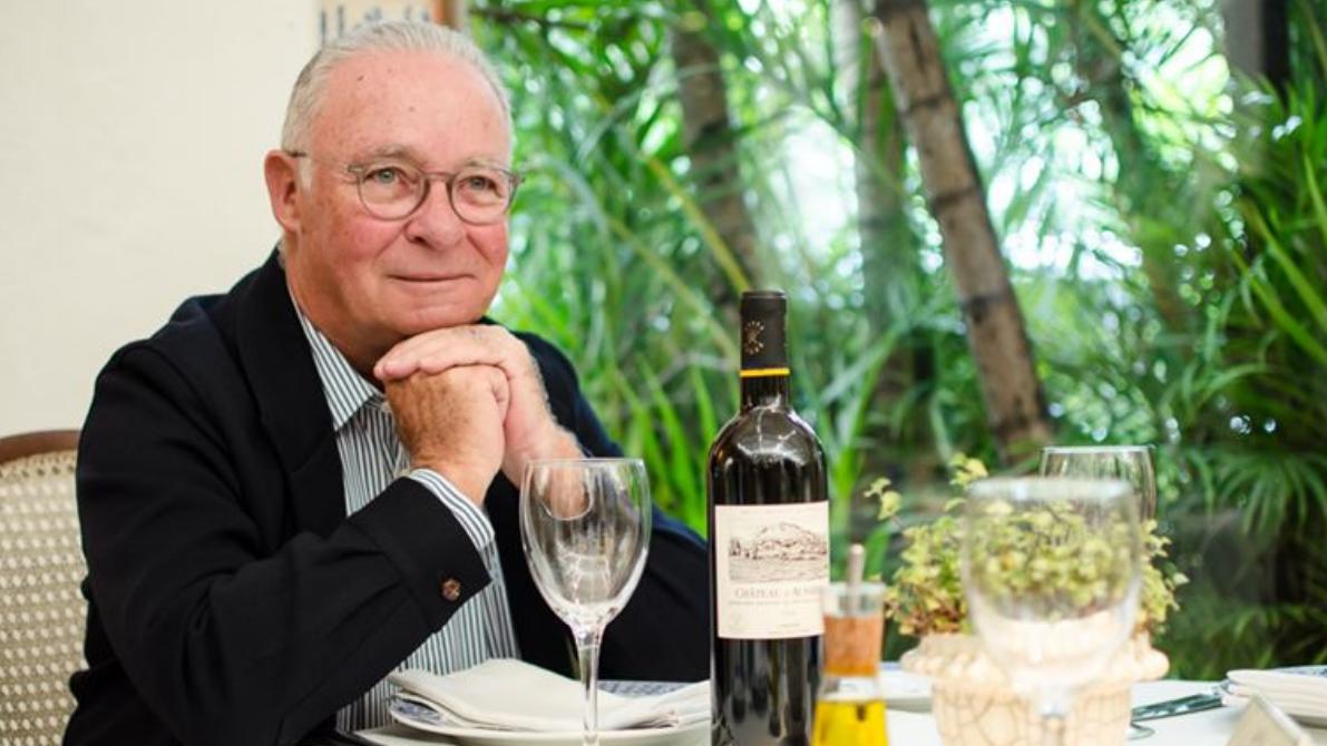 Philippe de Nicolay Rothschild, fundador da importadora PNR