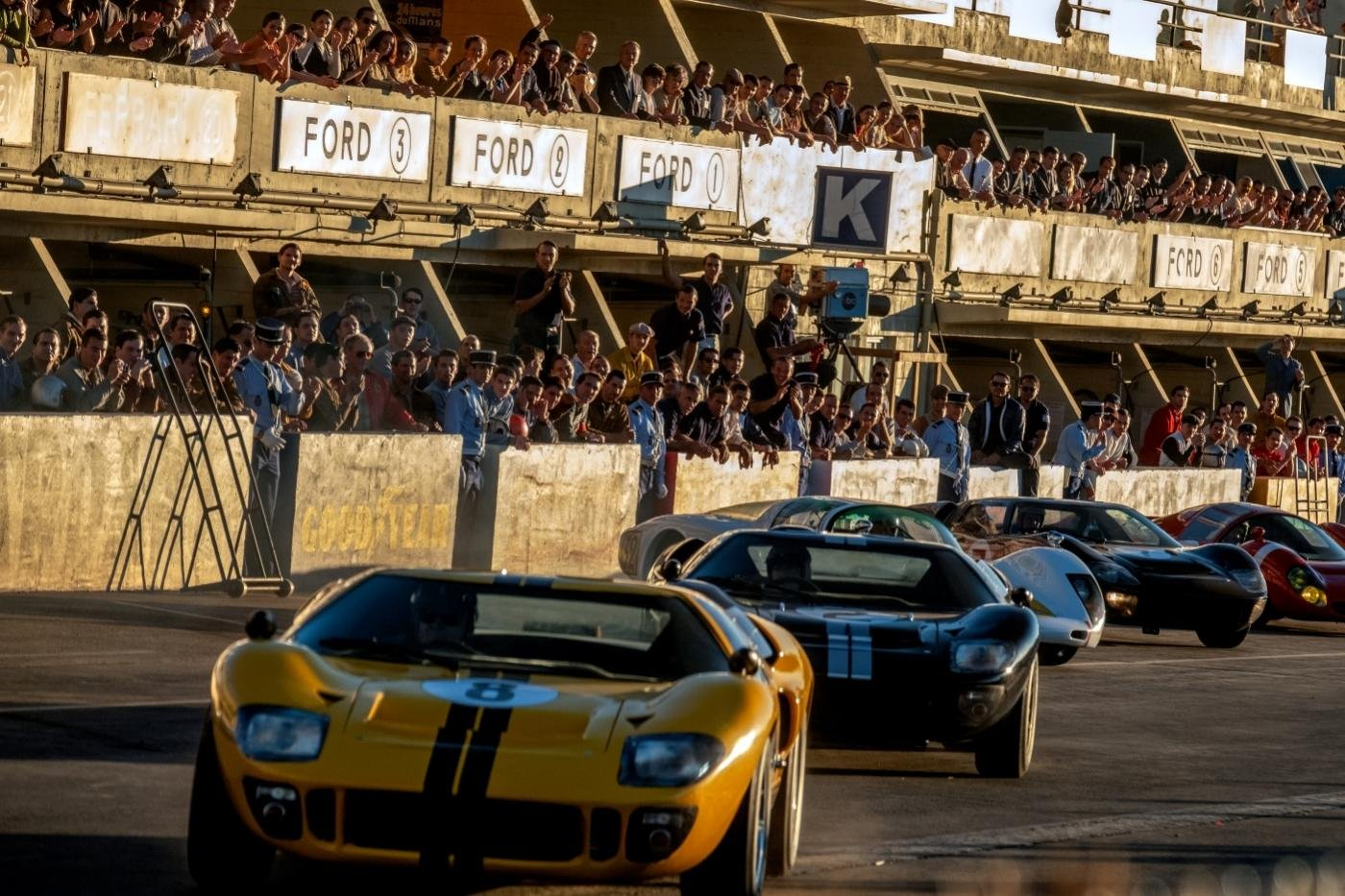 Ford Vs Ferrari A Historia Por Tras Do Filme Campeao De