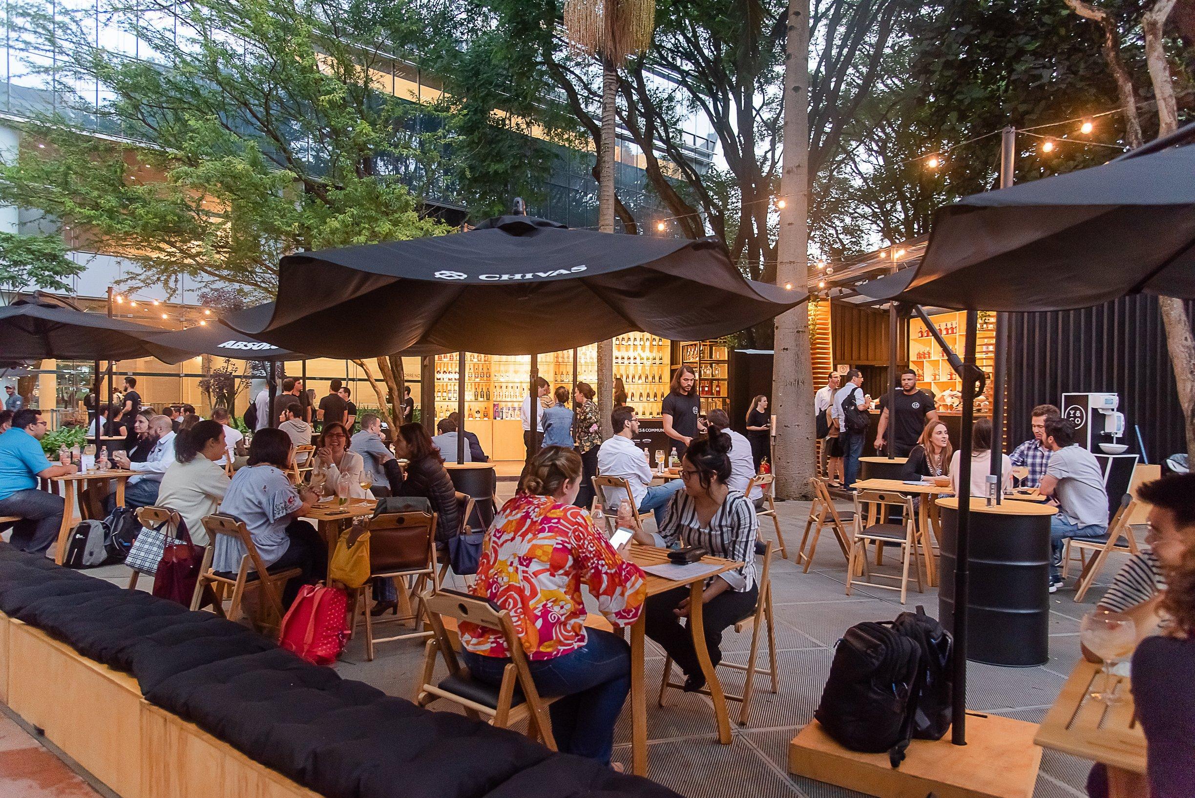 Pernod Ricard: loja e bar em São Paulo até dezembro