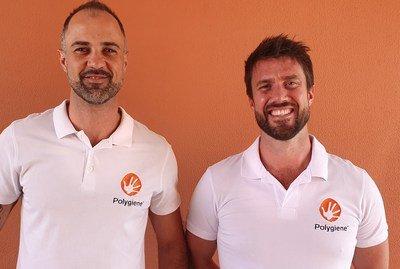 Marcelo Vicari, Diretor de Novos Negócios, e Henrik Kenton-Russ, Diretor Comercial