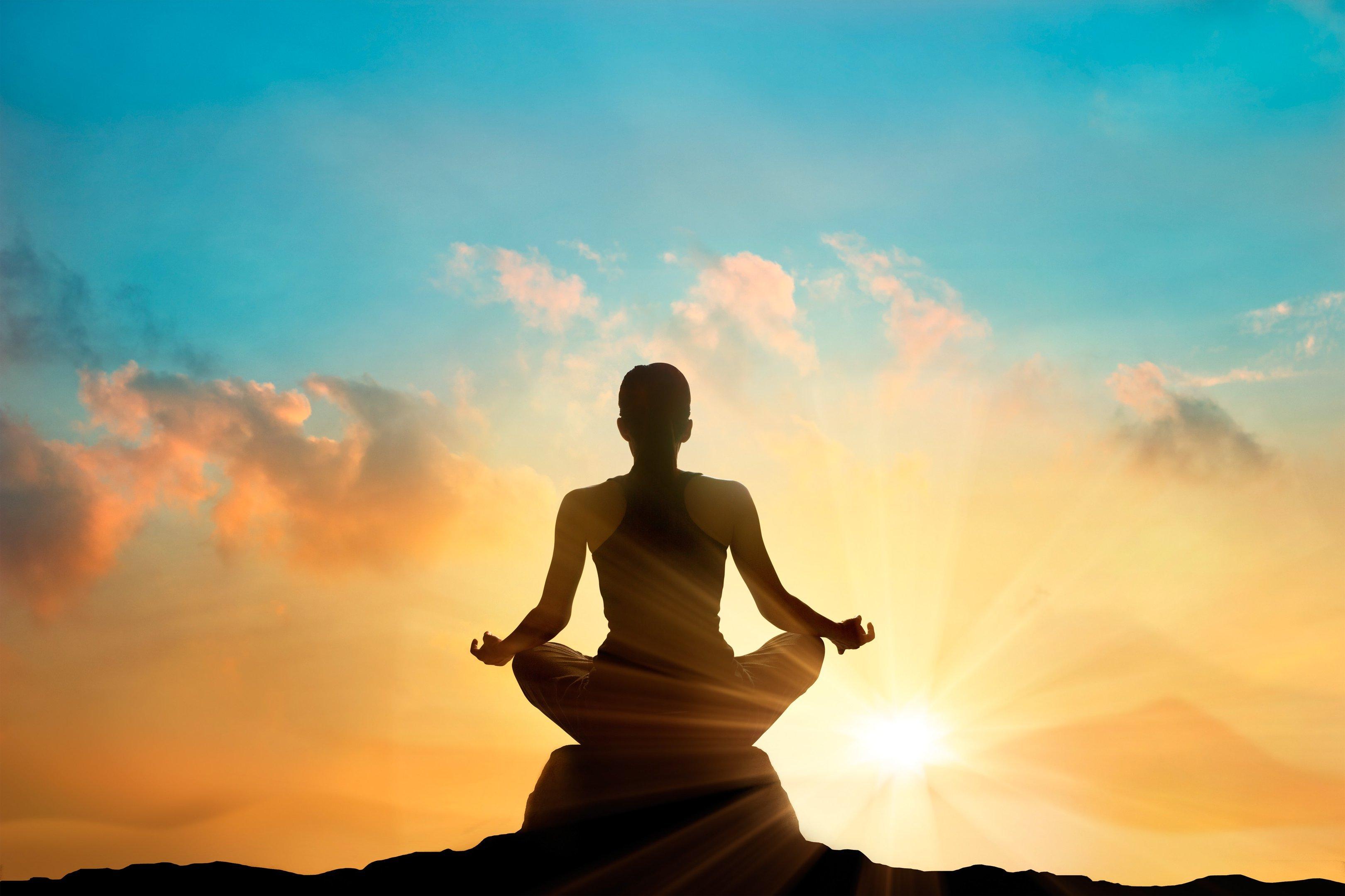 Meditação ajuda na saúde intestinal