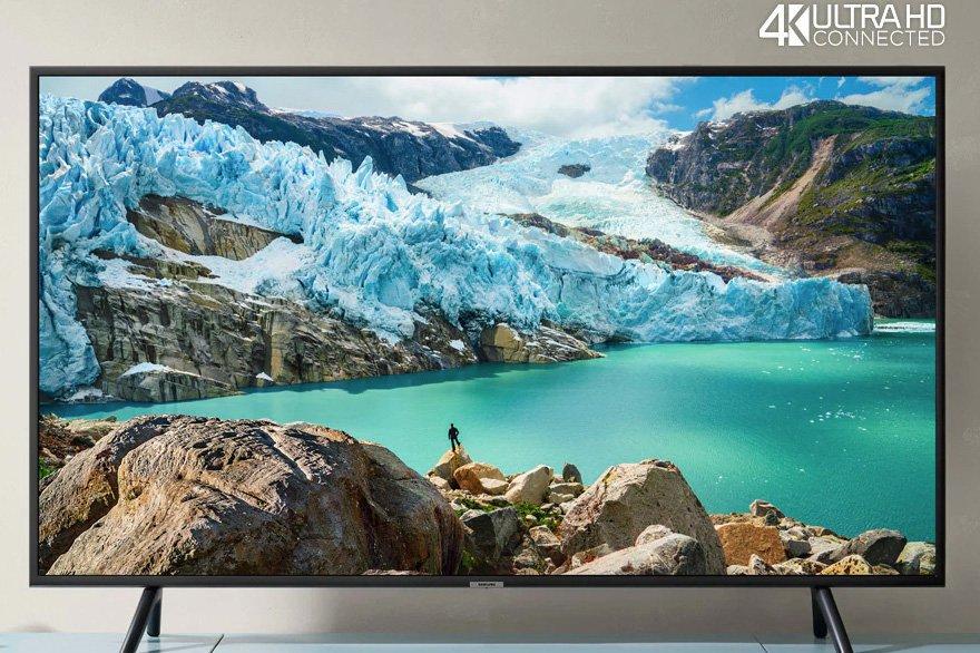 Smart TV 4K Samsung RU7100