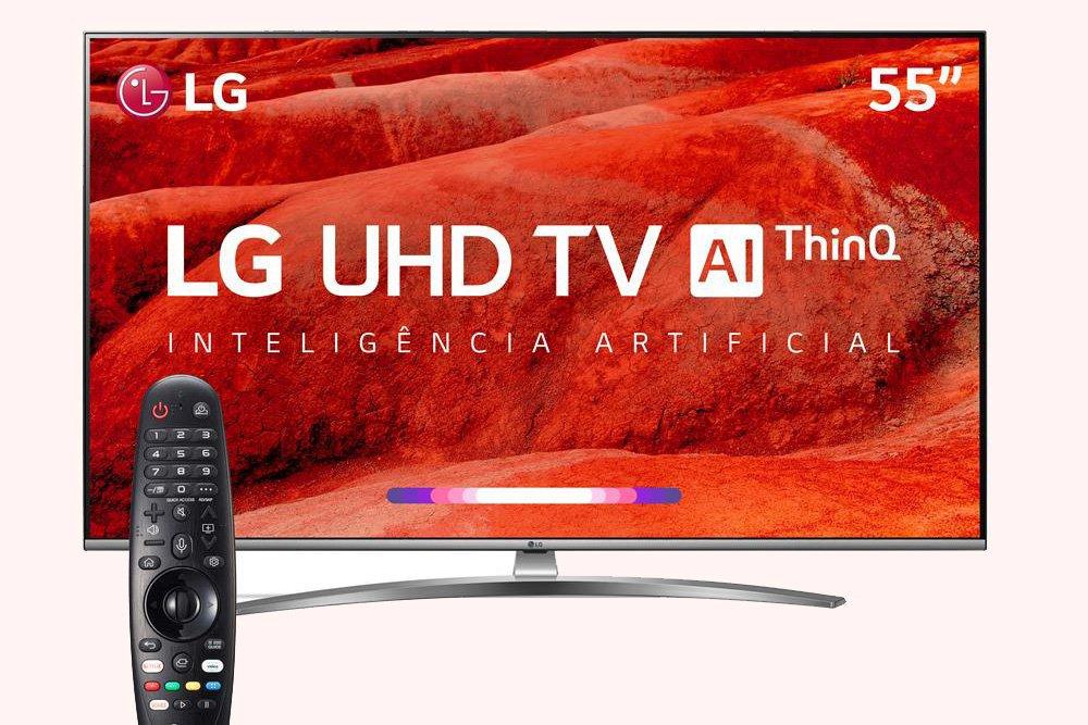 Smart TV LED 55 LG