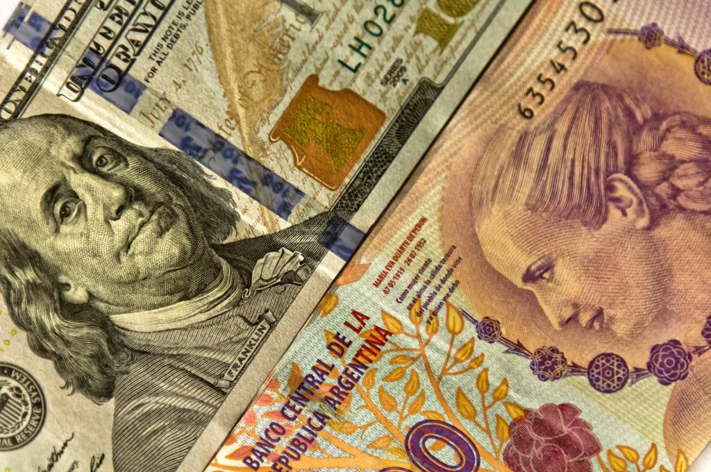 Dólar Peso Argentino
