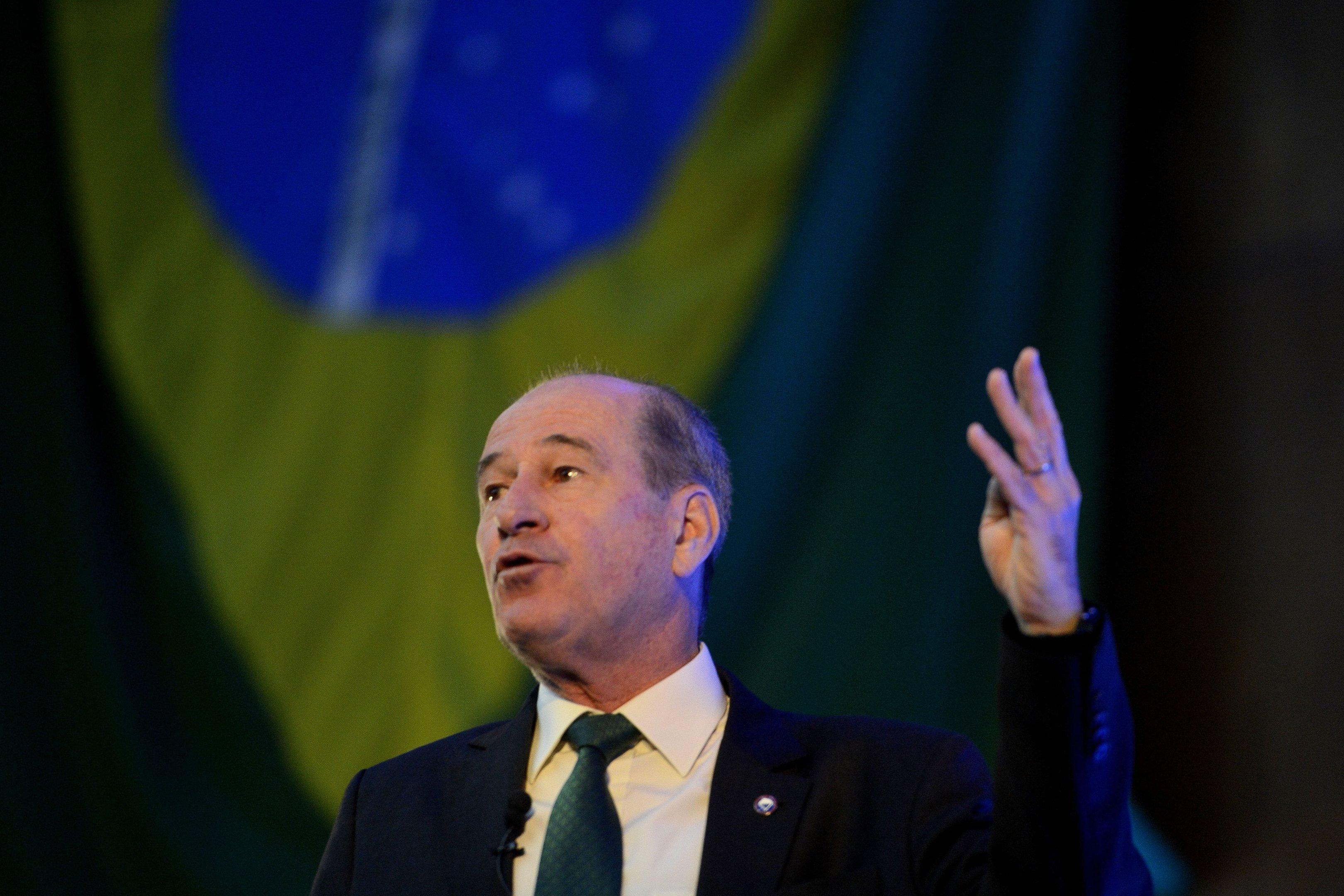 ministro da Defesa, Fernando Azevedo e Silva