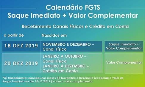 Saque complementar do FGTS