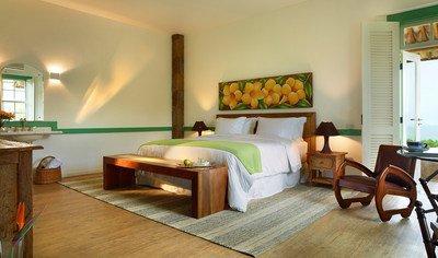 Hotel romântico é opção relaxante para férias de janeiro