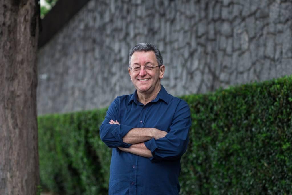 O jornalista Gilberto Nascimento, autor de livro sobre Edir Macedo