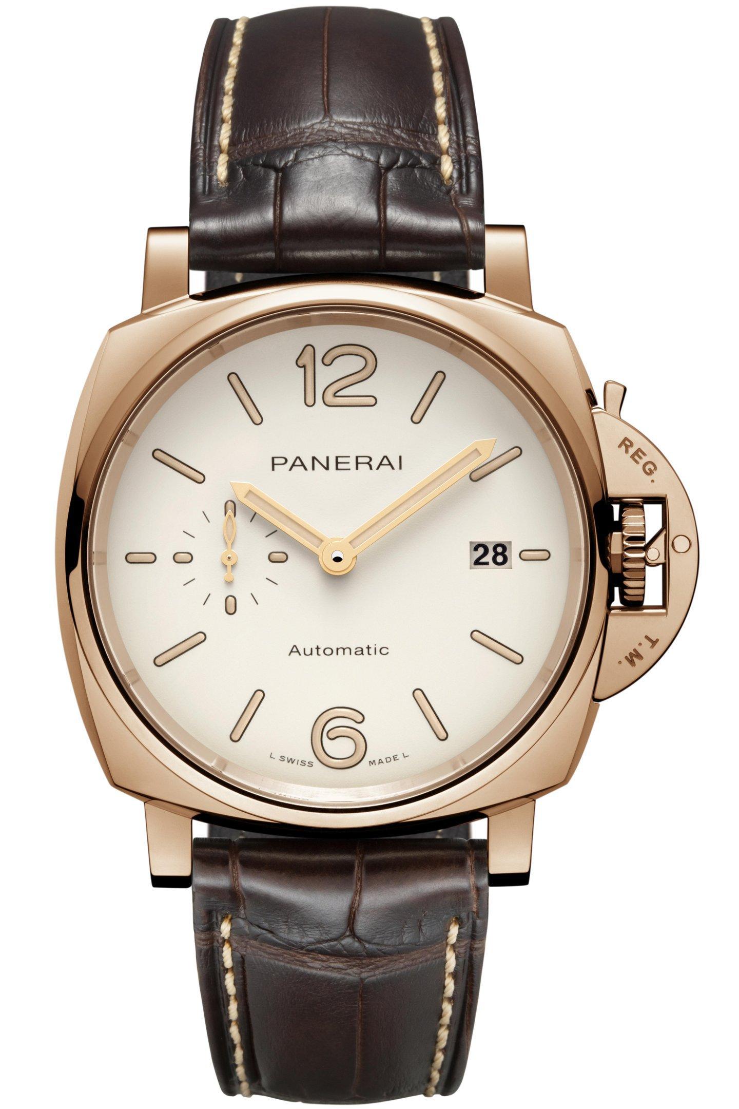 Pam01042: lançamento da Panerai