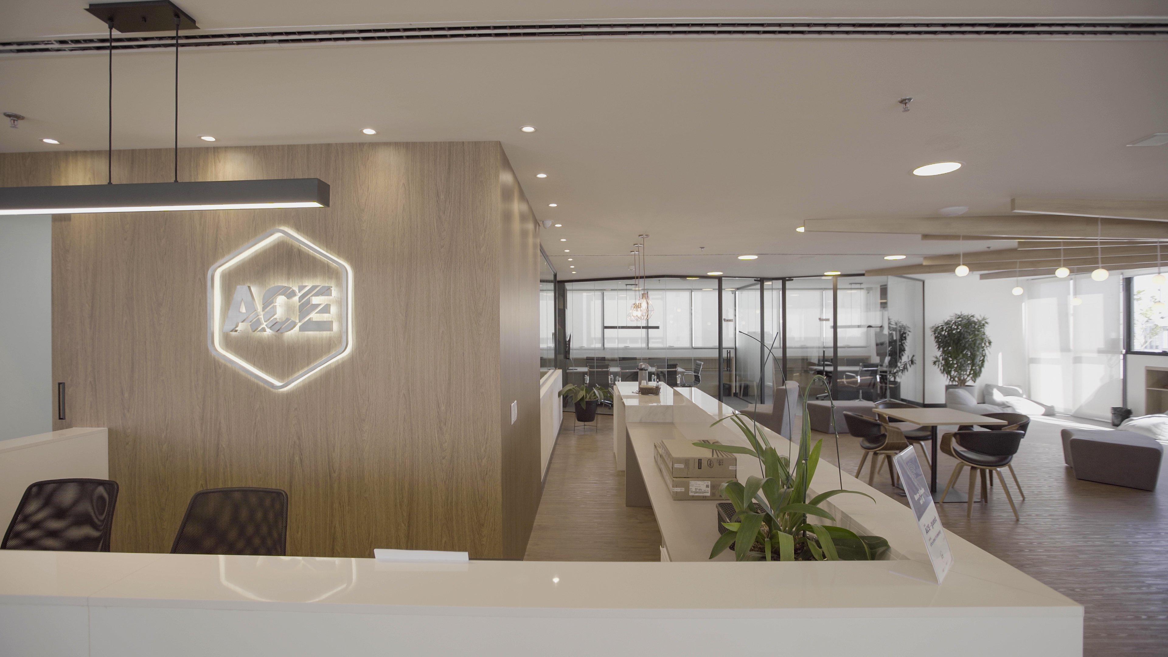 Escritório da ACE em São Paulo