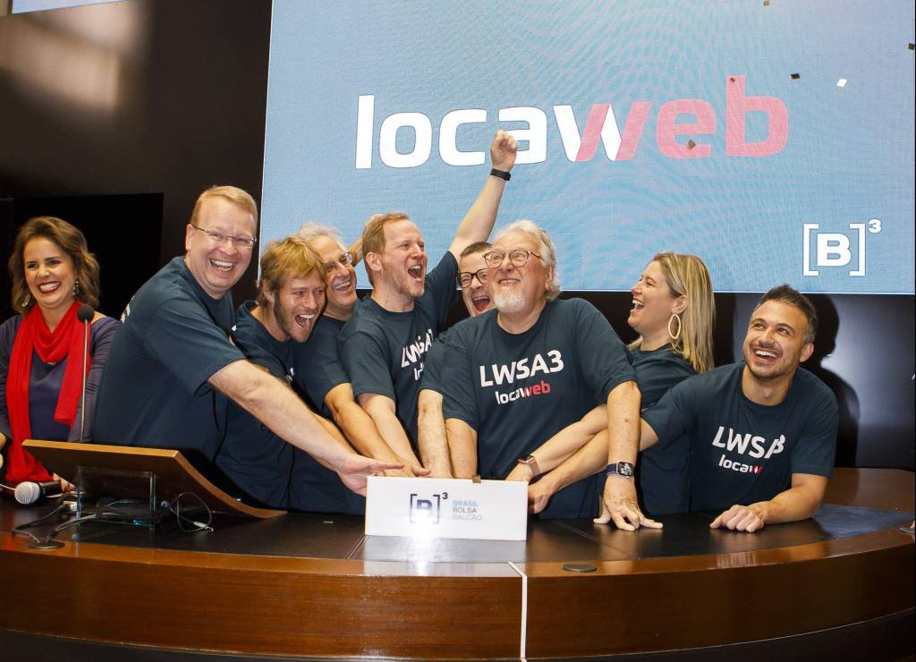 Locaweb IPO
