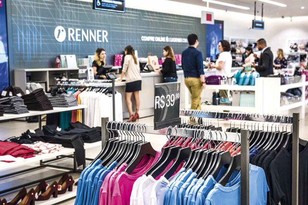 Loja da Renner no Shopping JK IguatemiFoto: Germano Lüders07/03/2018