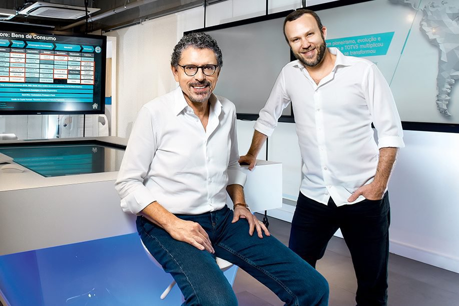 Totvs tem alta de 4% no lucro do 3º trimestre e vai a R$ 82,5 milhões