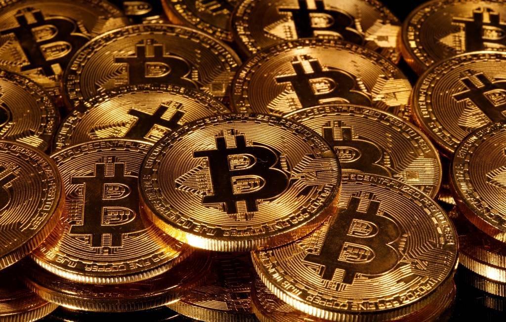 Representações da moeda virtual Bitcoin