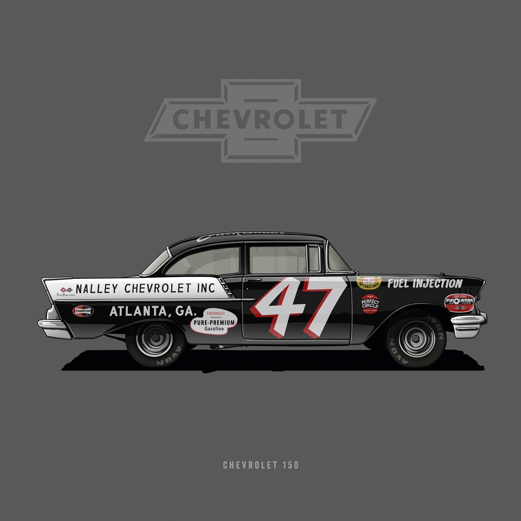 Imagens do livro 99 Nicknamed Classic Cars