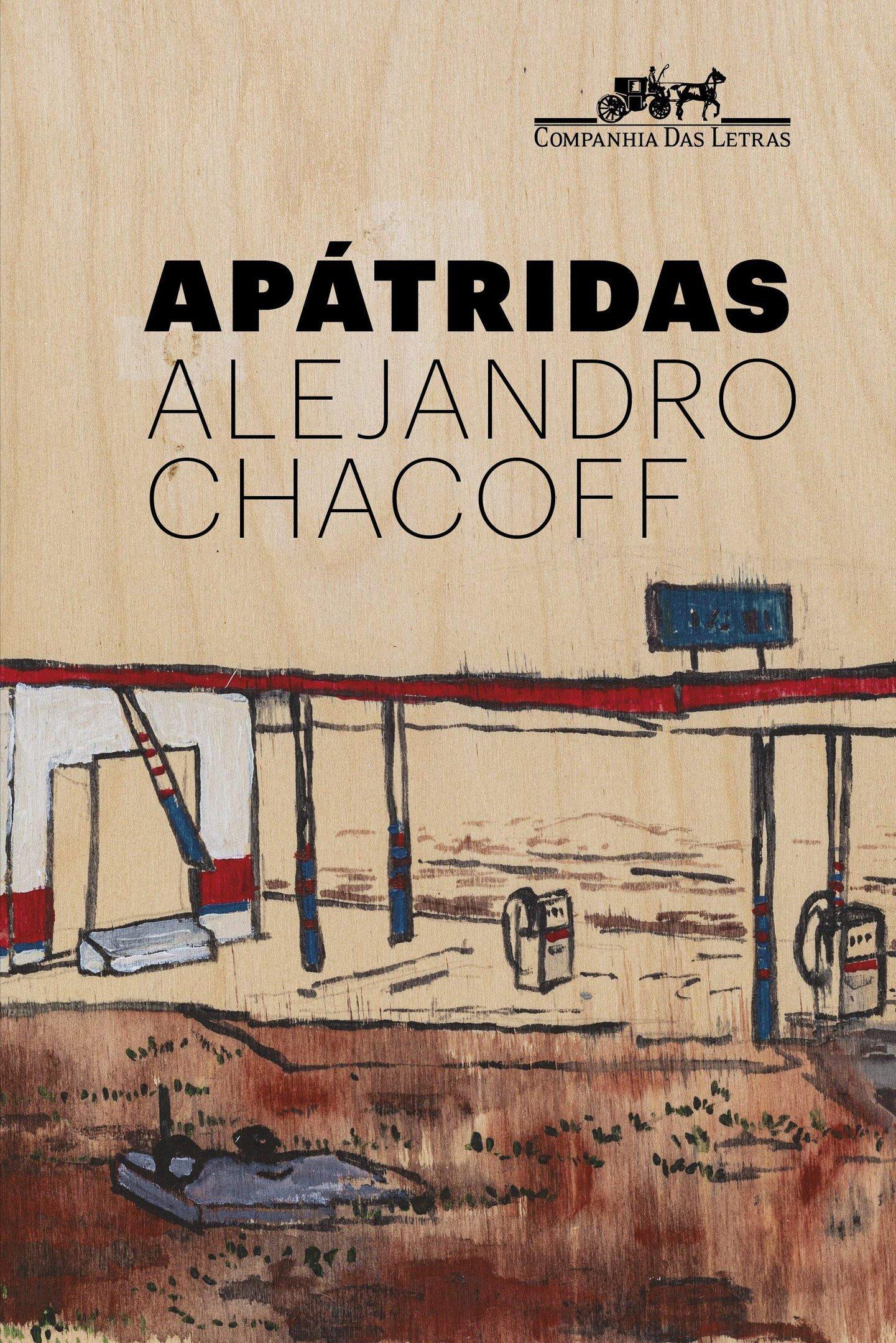 Apátridas, de Alejandro Chacoff