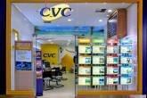 CVC, fachada de loja