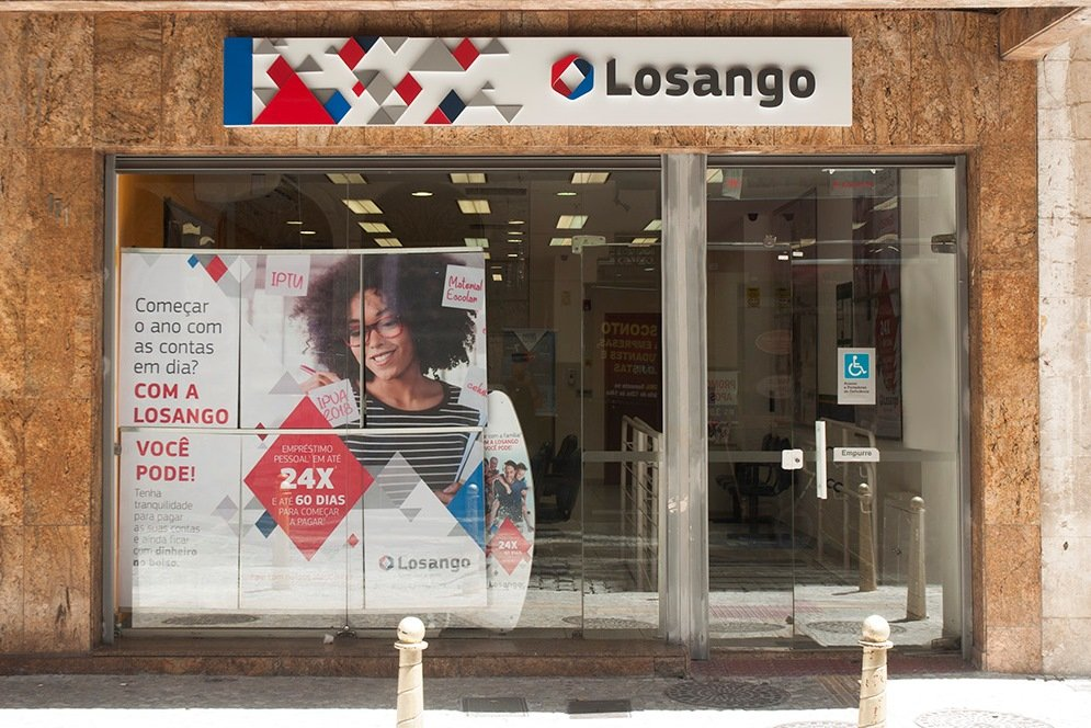 Agência da financeira Losango
