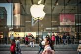 Loja da Apple em Shanghai, China: 17 de março de 2020.